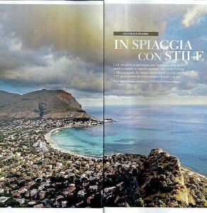 PALERMO, ON THE BEST BEACH OF THE CITY- BELL'ITALIA